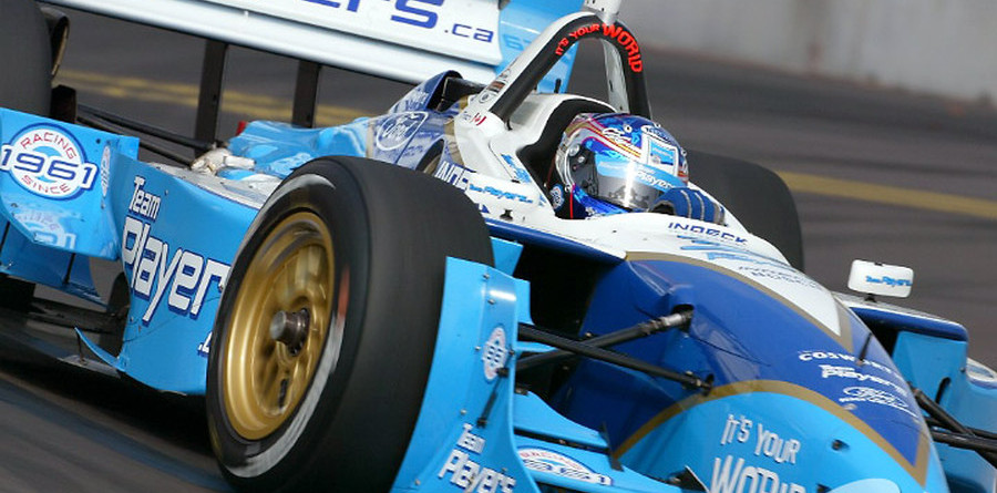 CHAMPCAR/CART: Tracy wins inaugural St. Pete Grand Prix