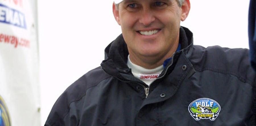 BUSCH: David Green on pole at Bristol
