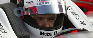 IRL: Gil de Ferran: Racing to race again