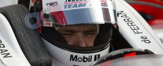 IndyCar IRL: Gil de Ferran: Racing to race again