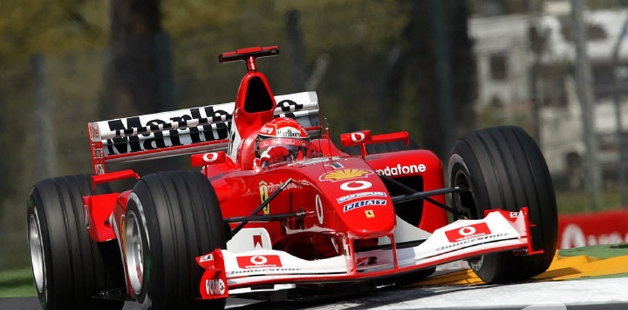 Ferrari take control San Marino GP Friday qualifying
