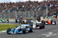 CHAMPCAR/CART: Speed and strategy win Brands Hatch for Bourdais