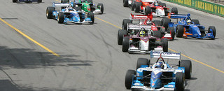 CHAMPCAR/CART: Mixed results for Canadians at home race