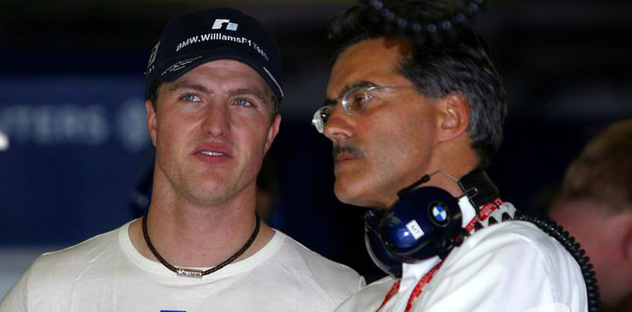 Ralf and Williams renew contract?