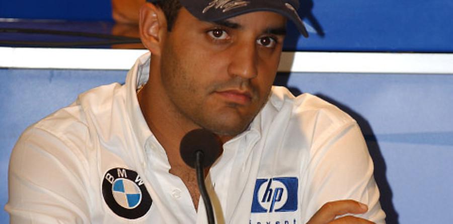 Montoya claims provisional pole for Italian GP