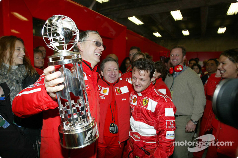 Indy result a relief for Todt