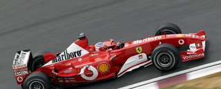 Barrichello on pole for Japanese GP