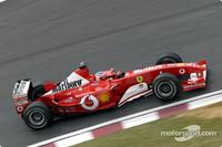 Barrichello on pole for Japanese GP