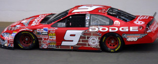 NASCAR Sprint Cup Bill Elliott tames The Rock