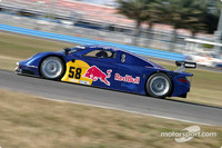 SCC: Bell Motorsports leads Daytona testing