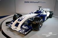 Williams unveils the FW26