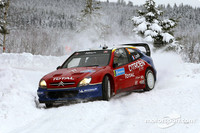 Loeb scores Swedish Rally victory