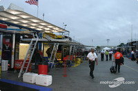 Speedweeks exhausting for teams, fans