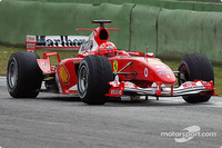 Ferrari unbeatable on Friday at Australian GP
