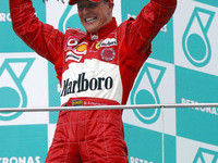 Sepang no easy ride for Schumacher