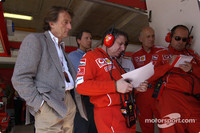 Ferrari chief in favour of safety