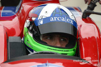 IRL: Franchitti takes pole in Texas