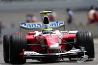 Da Matta fastest in French GP second practice