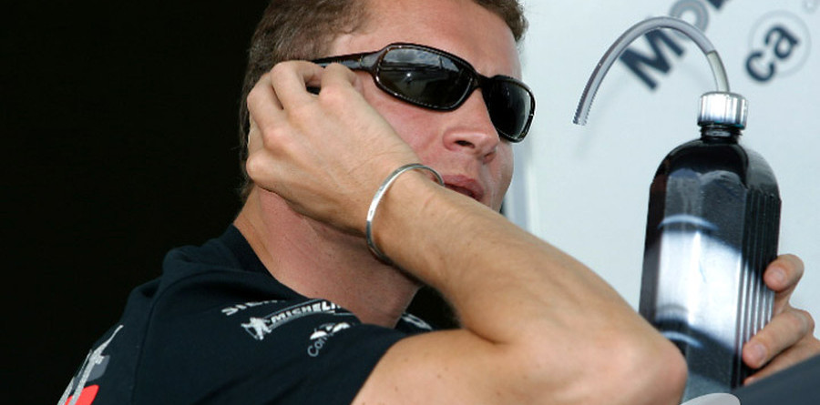 Coulthard confident for the future