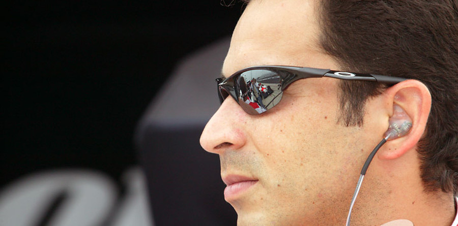 IRL: Castroneves fast on Friday on Milwaukee Mile