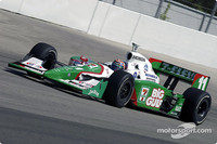 IRL: Kanaan nabs season first pole at Michigan