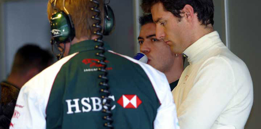 Webber ready for Williams challenge