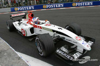 Button concerned about tyre problems