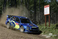 Solberg takes inaugural Rally Japan