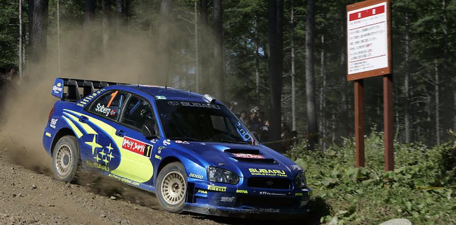 Solberg takes inaugural Rally Japan