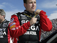 Newman on top at Richmond