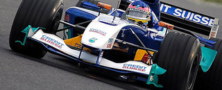 Formula 1 Villeneuve fastest again at Jerez