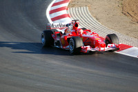 Schumacher leaves Valencia with best time