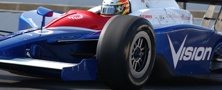 IRL: Carpenter pleased with Indy 500 attempt