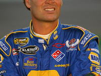Michael Waltrip on first pole in 14 years