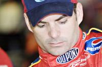 Daytona a good luck charm for Gordon