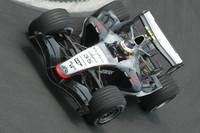 De la Rosa top in French GP first practice