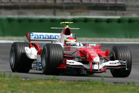 Zonta takes over on Hungarian GP Friday