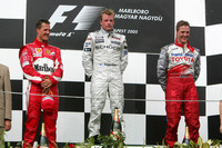 Raikkonen takes cool victory at Hungarian GP