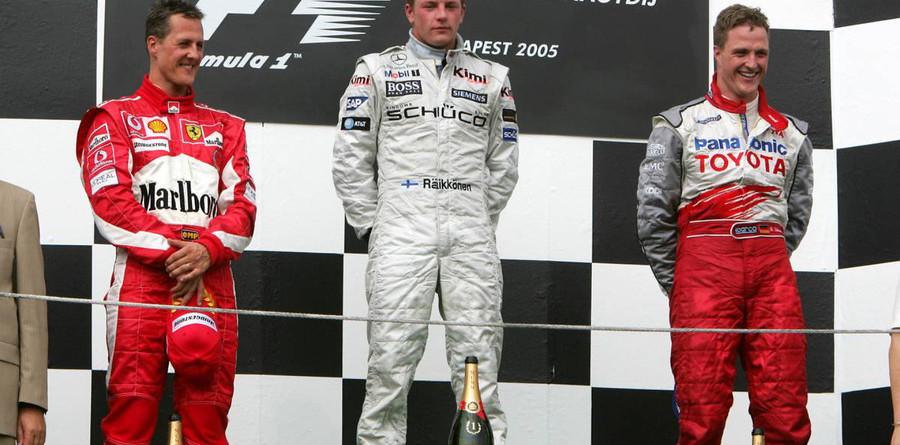 Raikkonen takes cool victory at Hungarian GP