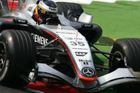 De la Rosa fastest at Jerez test