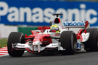 Ralf Schumacher on pole position for Japanese GP