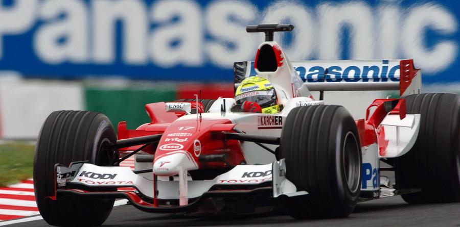 Ralf Schumacher on pole position for Japanese GP