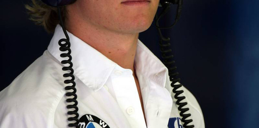 Williams takes up Rosberg option