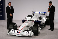 BMW Sauber to expand aero department