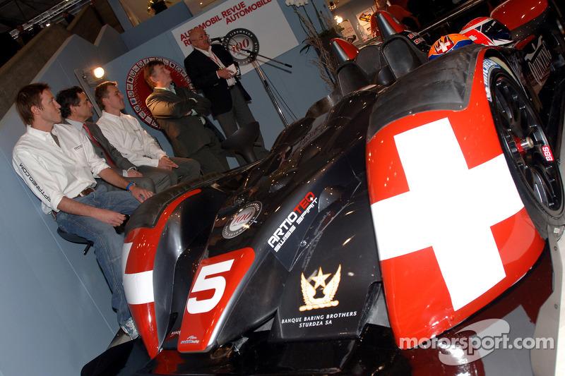 Swiss Spirit launched in Geneva