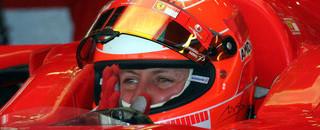 Formula 1 Schumacher fastest in San Marino GP first practice