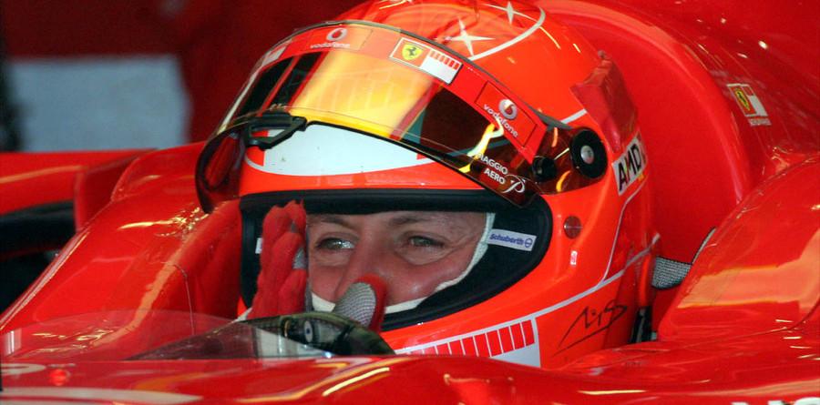 Schumacher fastest in San Marino GP first practice