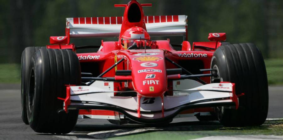 Schumacher claims victory at San Marino GP