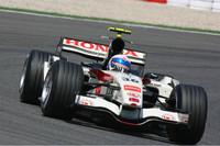 Davidson top in Spanish GP second practice