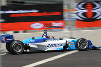 CHAMPCAR/CART: Tracy tops San Jose Friday qualifying